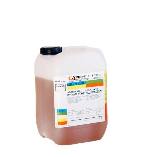 SUPER-FYX EXTRA : Extra Sterke Alkalische Ontvetter Met Dieptereiniger