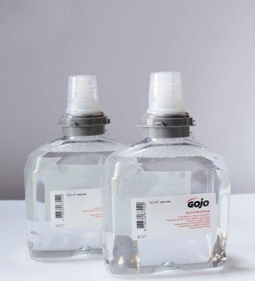 GOJO ANTI-BAC FOAM : Antibacteriële Handzeep