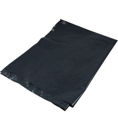 VUILNISZAK 110 X 105 Cm LDPE Grijs