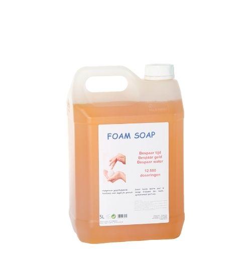 FOAM SOAP : Handzeep Foam