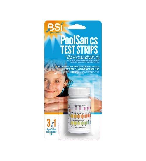 POOLSAN CS: Teststrips